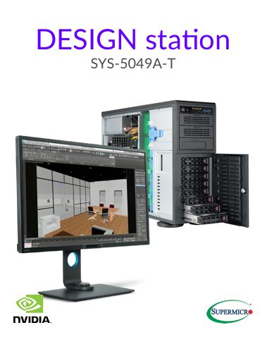 Designer workstation
