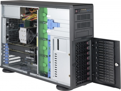 Render Workstation SYS-5049A-T Supermicro