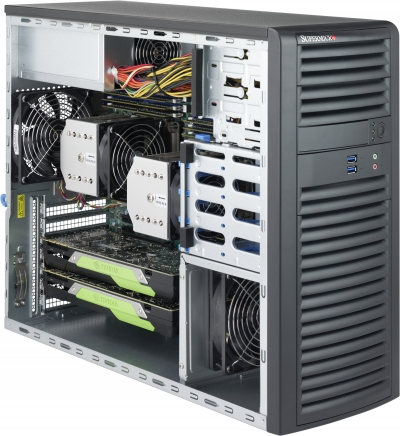 3D Workstation SYS-7039A-i Supermicro