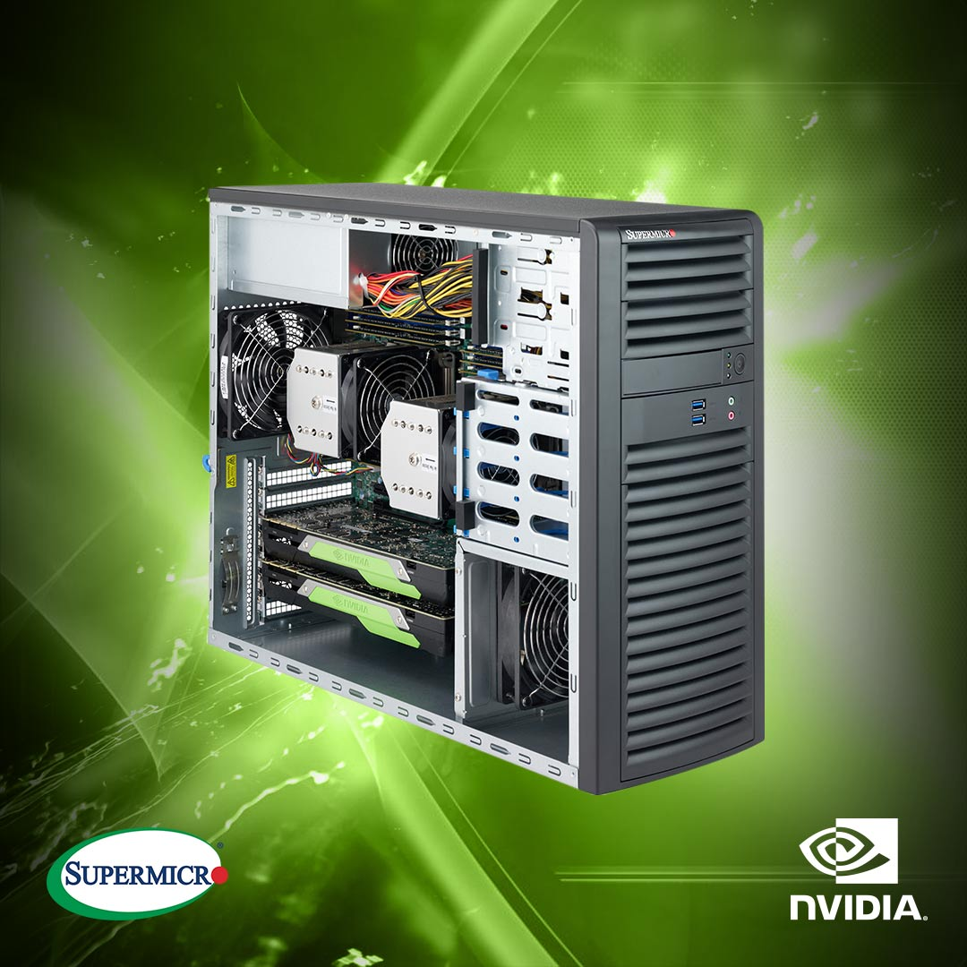 Nvidia Certified Workstations