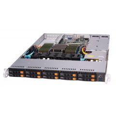 AMD-AF: 1U WIO A+ Server, 64TB