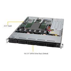 CloudDC A+ Server AS-1114CS-TNR