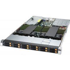 vSAN ReadyNode AMD-AF-8: 1U Ultra A+ Server AS-1124US-TNRP - Dual AMD EPYC Processors - up to 2TB memory - 20TB raw capacity (NVMe) - 2x 10Gb/s RJ45 + 2x 10Gb/s SFP+ - OOB license - 1200W Redundant