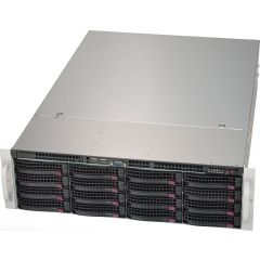 JBOD storage SuperChassis CSE-836BE1C-R609JBOD