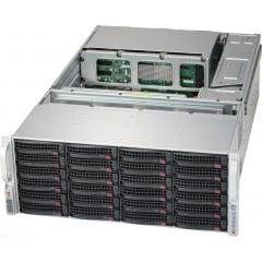 JBOD storage SuperChassis CSE-847E2C-R1K23JBOD - 4U - 44x SAS - 12Gb/s SAS dual expander backplane - 1200W Redundant