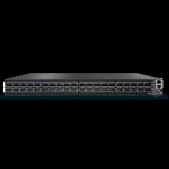 Mellanox MQM8700-HS2F Quantum™ based HDR InfiniBand 1U switch, 40 QSFP56 ports, 2 power supplies (AC), x86 dual core, standard depth, P2C airflow