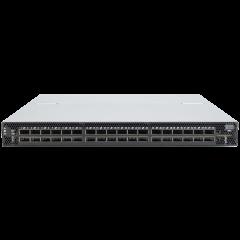 Mellanox MSB7890-ES2R switch-IB™ 2 based EDR InfiniBand 1U switch, 36 QSFP28 ports, 2 power supplies (AC), unmanaged, standard depth, C2P airflow