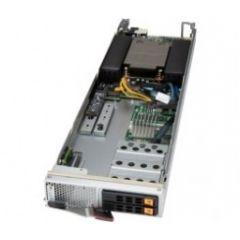 SuperBlade Server SBA-4119S-C2N - module - Single AMD EPYC Processors - up to 2TB memory -  2x SATA/SAS/NVMe - 2x 25Gb/s Ethernet - Broadcom 3108