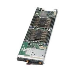 SuperBlade Server SBI-4429P-T2N - module - Dual Intel Xeon Scalable Processors - up to 384GB memory - 2x SATA/NVMe - 2x 10Gb/s Ethernet