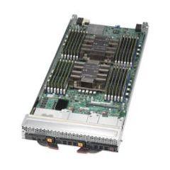 SuperBlade Server SBI-6129P-C3N - module - Dual Intel Xeon Scalable Processors - up to 6TB memory - 3x SATA/SAS (2x NVMe) - 2x 10Gb/s Ethernet - Broadcom 3108