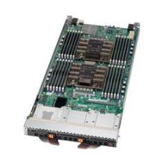 SuperBlade Server SBI-6429P-C3N - module - Dual Intel Xeon Scalable Processors - up to 768GB memory - 3x SATA/SAS (2x NVMe) - 2x 10Gb/s Ethernet - Broadcom 3108