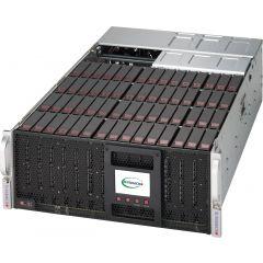 SuperStorage SSG-6049P-E1CR60L - 4U - Dual Intel Xeon Scalable Processors - up to 6TB memory - 60x SATA/SAS - Broadcom 3008 - 2000W Redundant