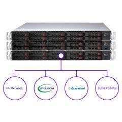 StarWind ESS HCI A vSphere 3x 1U SSD