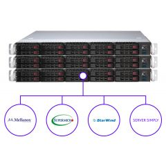 StarWind ESS HCI vSphere 3x 1U SSD
