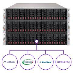 StarWind ESS HCI vSphere 3x 2U SSD