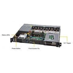 SuperServer SYS-1019D-14CN-RAN13TP+