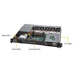 SuperServer SYS-1019D-4C-RAN13TP+