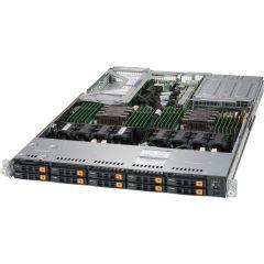 Ultra SuperServer SYS-1029U-TN10RT - 1U - Dual Intel Xeon Scalable Processors - up to 6TB memory - 10x NVMe (4x SATA) - 2x 10Gb/s RJ45 - 1000W Redundant