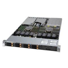 Hyper SuperServer SYS-120H-TNR - 1U - Dual Intel Xeon Scalable Processors - up to 8TB memory - 8x NVMe/SATA - 1200W Redundant