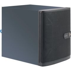 SuperServer SYS-5029A-2TN4 - tower - Intel Atom C3338 Processor - up to 64GB memory - 4x SATA - 4x 1Gb/s RJ45 - 250W