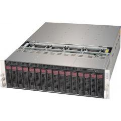 MicroCloud SYS-5039MC-H8TRF - 3U - 8 nodes