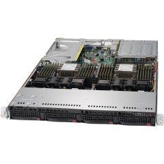 Ultra SuperServer SYS-6019U-TR4 - 1U - Dual Intel Xeon Scalable Processors - up to 6TB memory - 4x SATA/SAS - 4x 1Gb/s RJ45 - 750W Redundant